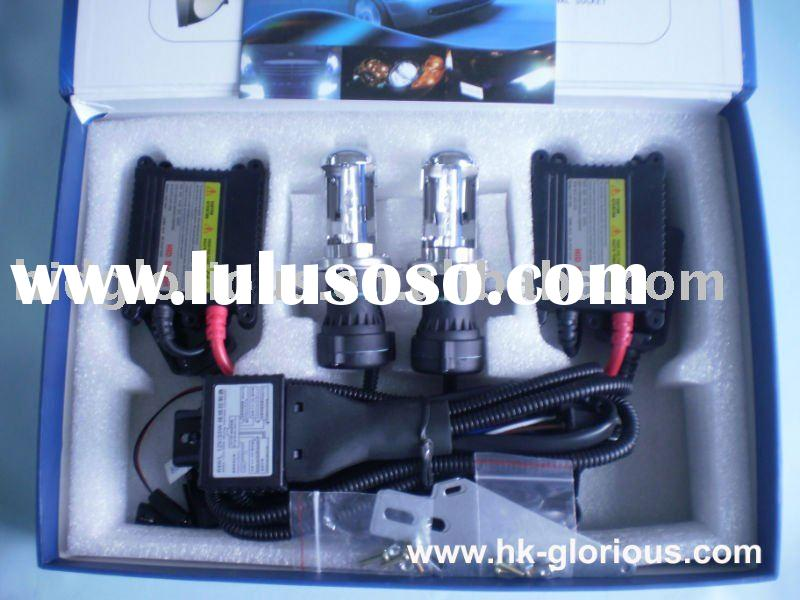 12v 35w 55w best price BI XENON HID Conversion Kit H4-3 H13-3 9004-3 6000K