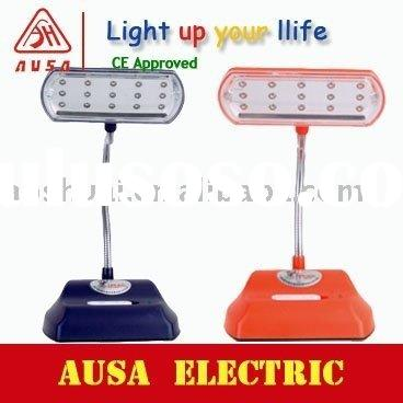 15 LED Rechargeable Reading Lamp AS-3311
