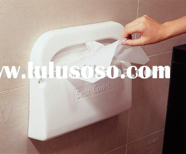 1/4 fold paper toilet seat covers