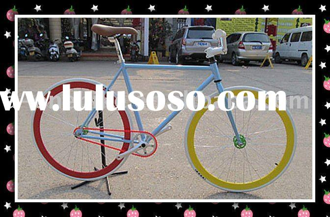 2011 700C FIXED GEAR BIKE/ CROSS BIKE/TRACKING BIKE/RACING BICYCLE