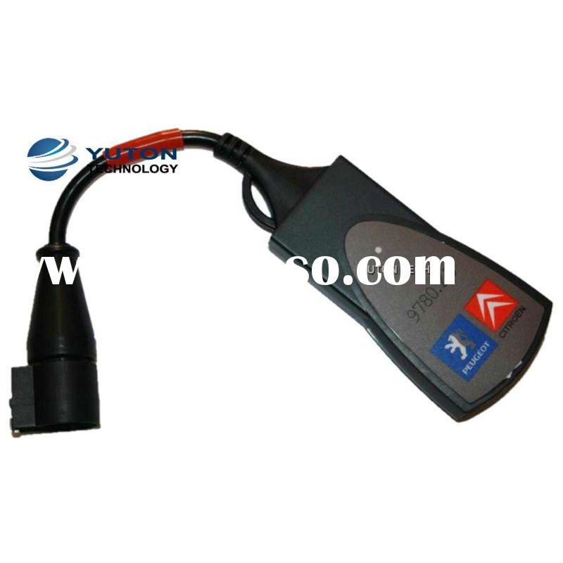 2011 Hot Selling PP2000 Lexia 3 Citroen Peugeot Diagnostic Tool with Newest Version V47 -wendy
