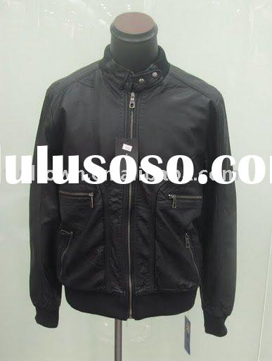2011 Winter jacket for man, Black, size M-XL