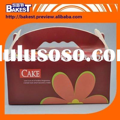 Paper Cake Box Paper Cake Box Manufacturers In Lulusoso