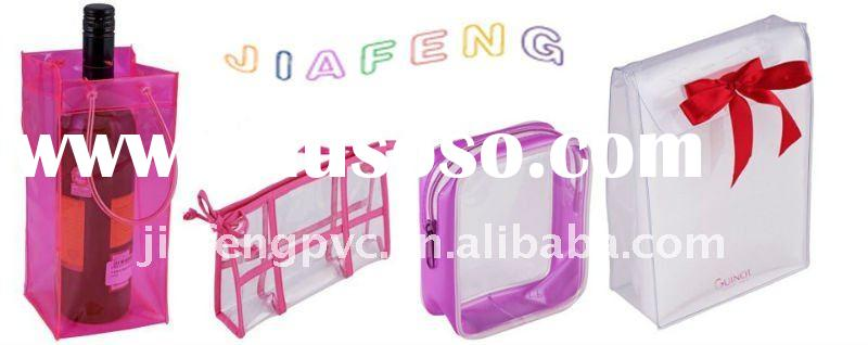 2012 New Listing,Hot Sale,Plastic PVC Bag for Various Usages
