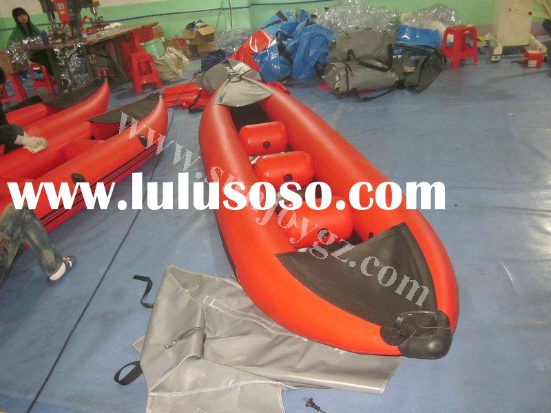 2012 new pvc inflatable fishing boat inflatables boats for sale