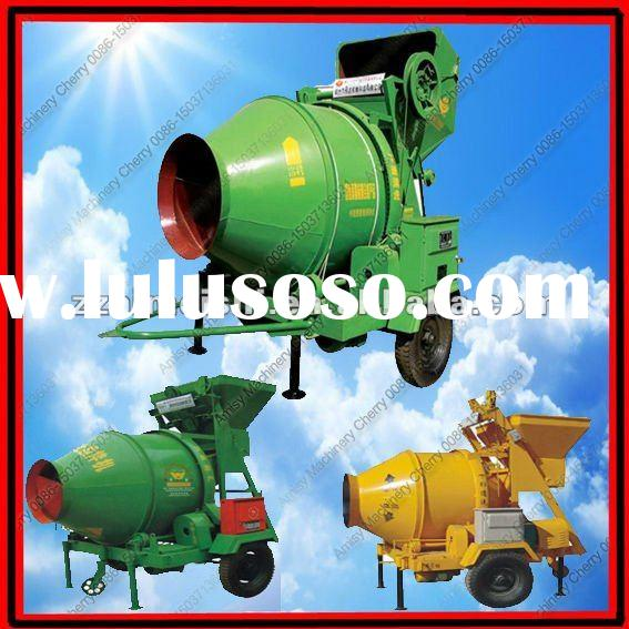 2012 popular JZC Series concrete mixer machine/mobile concrete mixer/concrete mixing plant/86-150371