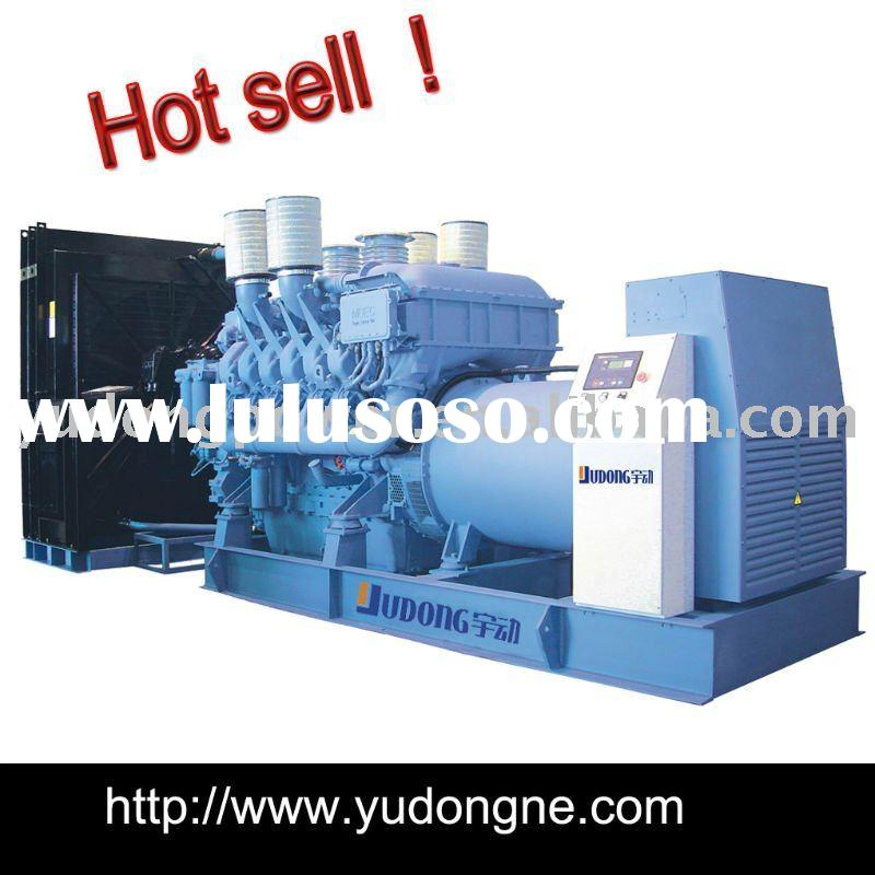 2330KW big mtu diesel engine power plants