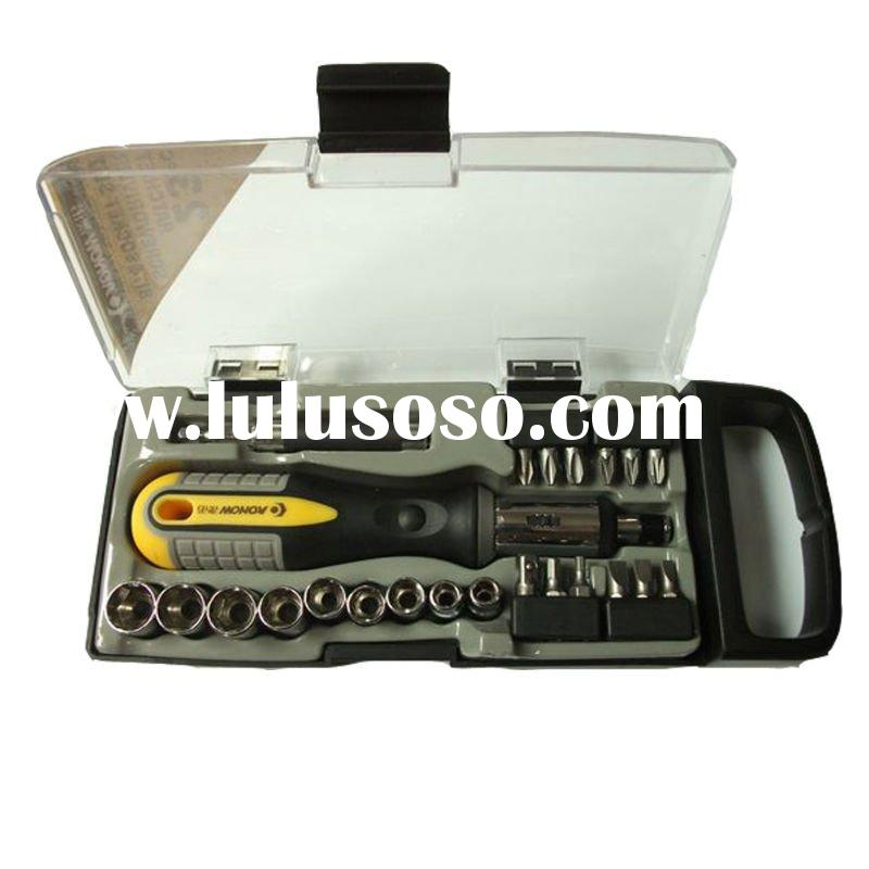 23 pcs bit and socket set HY-P023