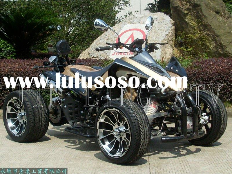 250CC LONCIN ATV EEC, 4 storke Water Cooled , For 2 Passengers,China import atv