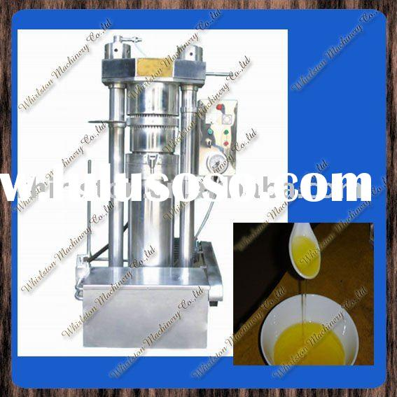 297 Automatic hydraulic oil press machine/sesame oil press