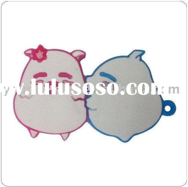 2GB 4GB 8GB Lovely Pig Cartoon USB Flash Drive, thumb drive,mini usb drives