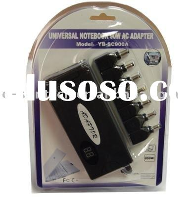 2in1 90w laptop universal adapter
