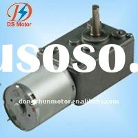 300rpm 46mm worm dc motor speed control DS-46SW370