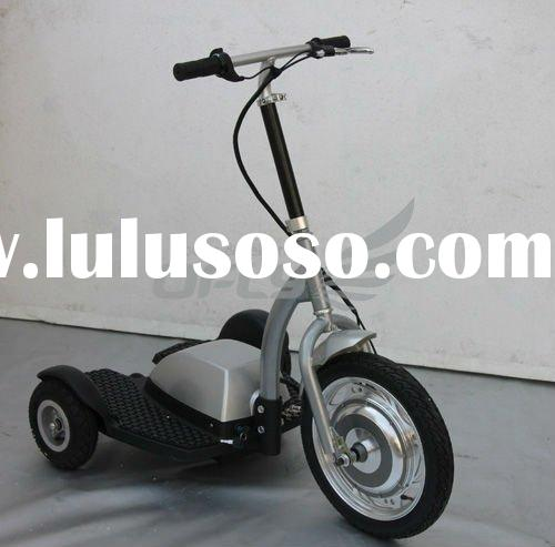 350W Electric Scooter Zappy with Permanent-magnet brushed DC motor ES3502
