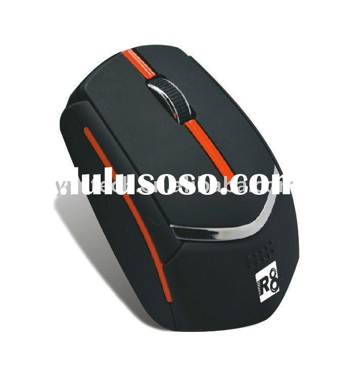 3D mini optical wired mouse