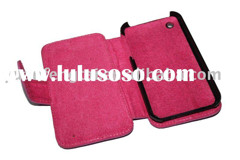 3G Mobile Case For Apple Iphone Leather Case