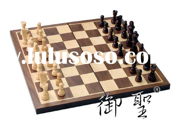 "3.5"" Chess Set (w/Foldable Board)"