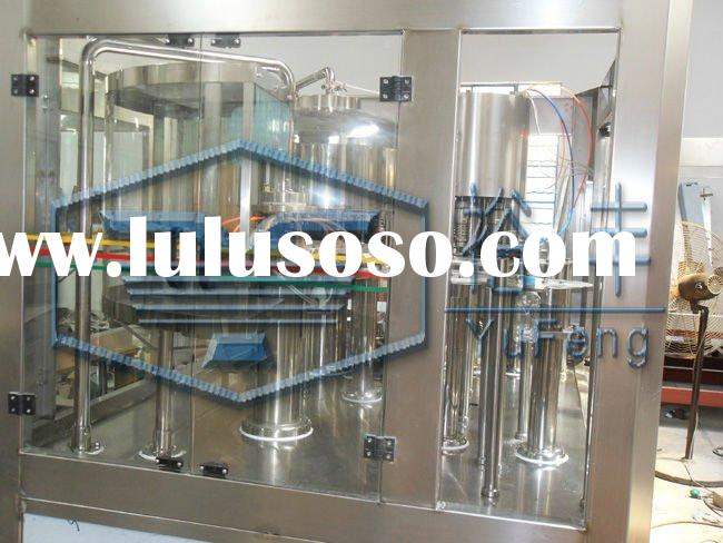 3 in 1 mineral water production machine
