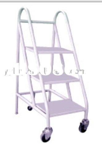 3-step book ladder