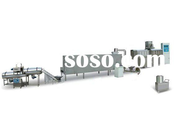 500kg Dry Pet Dog/Fish/Cat Food Production Line
