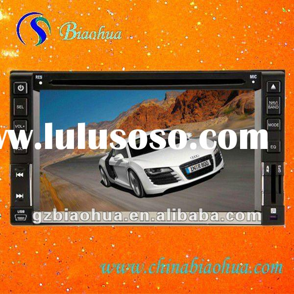 "7"" universal digital panel with touch screen car DVD GPS 2 din"