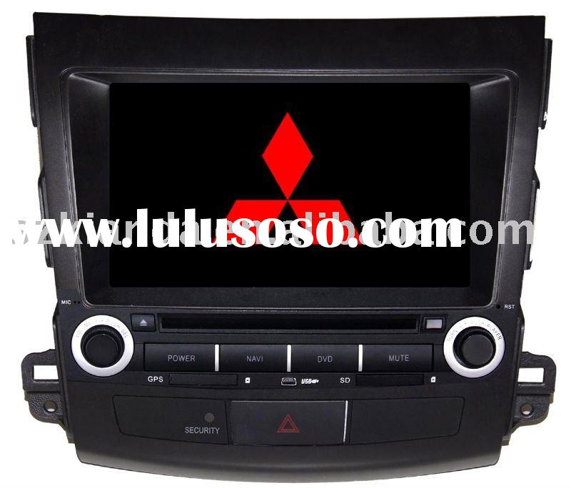 7inch touch screen car DVD for Mitsubishi Outlander