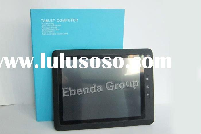 8 inch Mini Pad Android 2.3 tablet pc Cortex-A8 MID surport 3D game Tablet computer
