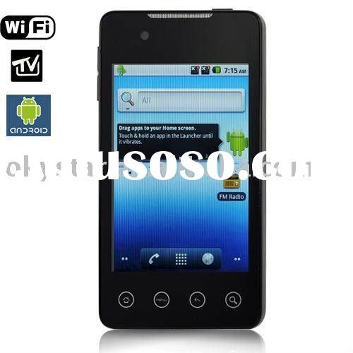 A9000 3.0 inch Touch Screen Dual Sim Android 2.2 GPS Smart Phone