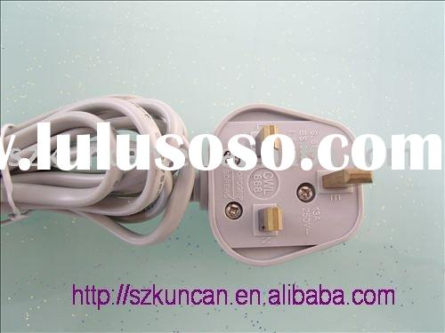 AC power cable BS Plug/UK plug with SR KCA-027