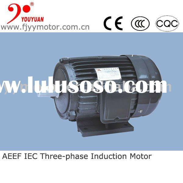 AEEF IEC standard three phase ac electric motor low rpm
