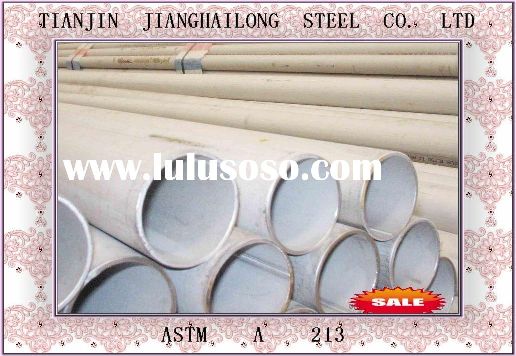ASTM A213 Seamless Ferritic and Austenitic Alloy-Steel Boiler, Superheater, and Heat-Exchanger Tubes
