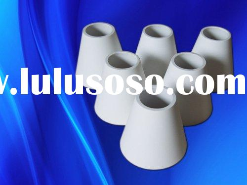 Abrasion Resistant Alumina Ceramic Lined Tapered Cyclone For Mineral Processing