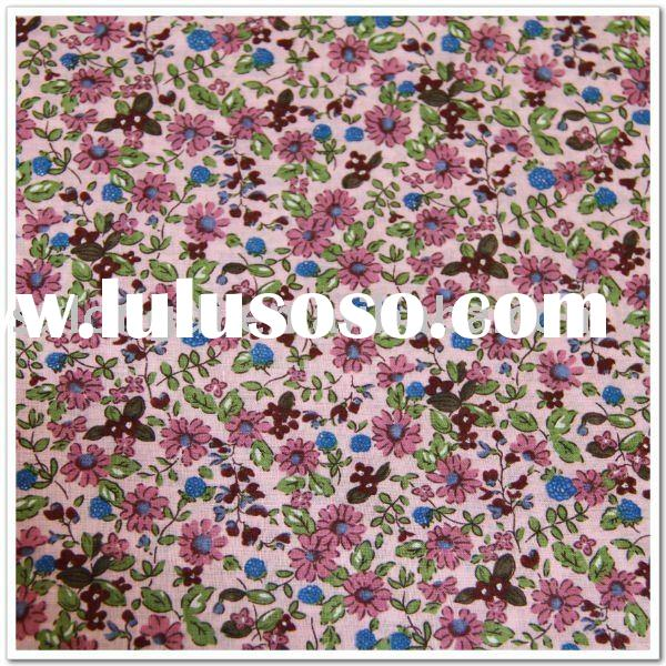 African print cotton fabric