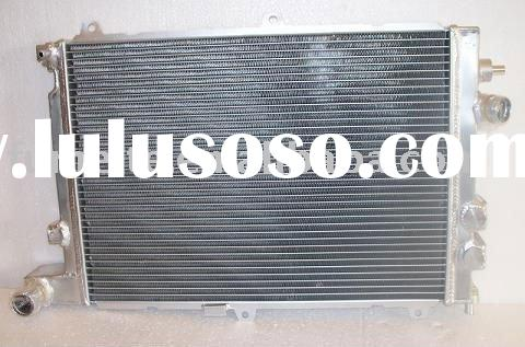 Aluminum automobile racing radiators FOR Vauxhall Calibra Turbo C20LET Alloy Radiator 50mm Core