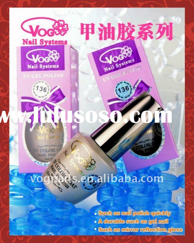 Attractive high quality soak off UV gel polish/polish gel/gel nail polish/gelish
