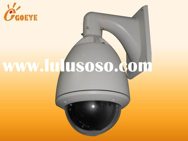 Auto Motion Tracking PTZ Camera High Speed Dome