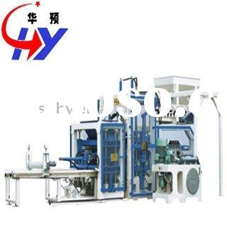 Auto clay brick machine