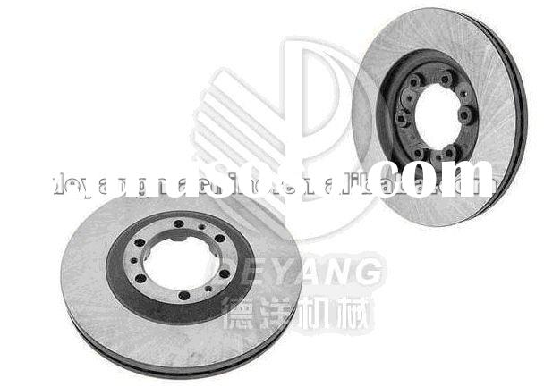 Auto spare parts, Brake Disc rotor 43512-26081 for Toyota Japanese car
