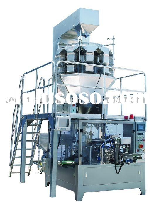 Automatic Bag-Counting Packing Machine SD8-200(filling and sealing)