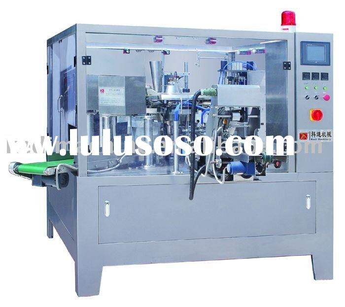 Automatic Premade Pouch Powder Packaging Machine GD8-200A
