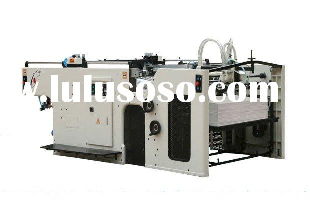 Automatic Swing-Cylinder Screen Printing Machine