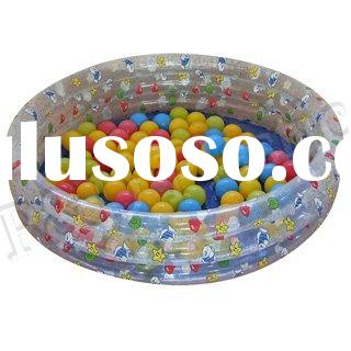 Ball Pit-Ball pool- 3-ring ball pool