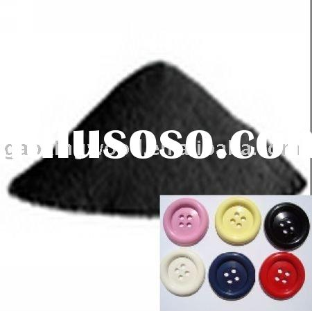 Black urea molding compound Powder for Button