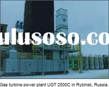 Brand New UGT2500 Natural Gas Turbine