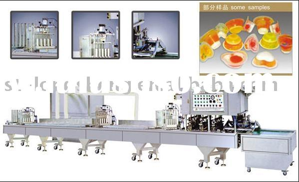 CFD-3S Ice Lolly Tube Automatic Filling Sealing Machine