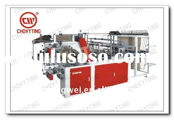 CWLB fully automatic perforated on roll bag making machine