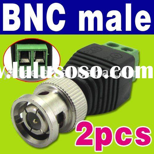 Camera CCTV Balun Audio Video Connectors