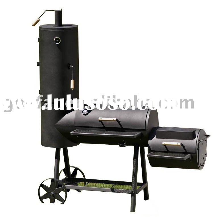 Charcoal BBQ Grill & Smoker (New Arrival)
