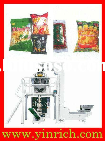Combined Weighing Full Automatic Packing System Candy packing machine/vacuum packing machine