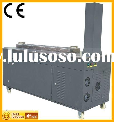 Commercial Trolley BBQ/Barbecue Charcoal Grill